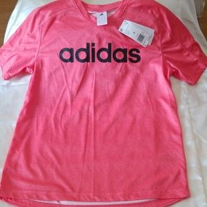 Adidas Designed 2 Move Tee - Medium